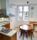 kuchnia w apartamencie w Bytomiu